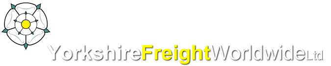 Yorkshire Freight Worldwide Ltd |  Your Local Global Logistics and Freight Services Provider